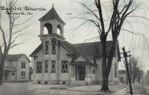 GIRARD , Illinois , 1908 ; Baptist Church