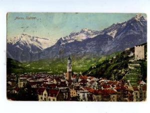 138339 Italy Meran MERANO Tyrol Sudtirol Vintage postcard