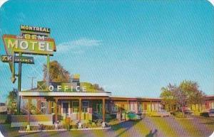 Canada Quebec Montreal Gem Motel