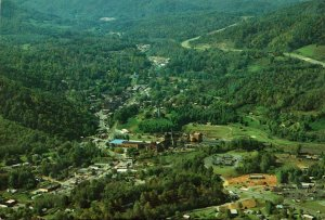 North Carolina Sylva Aerial VIew