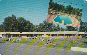 Tennessee Chattanooga Shamrock Motel With Pool
