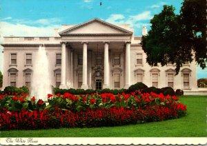 Washington D C The White House
