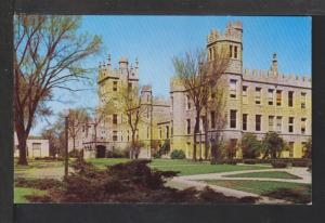 Old Castle,Northern IL College,DeKalb,IL Postcard