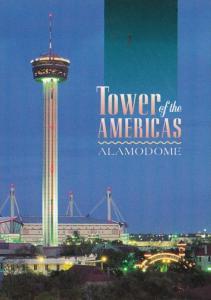 Texas San Antonio Tower Of The Americas