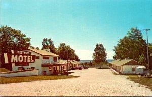 Michigan St Ignace The Westwood Motel
