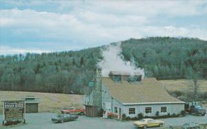 15246 VT Wilmington  1960's   Coombs Beaver brook sugarhouse
