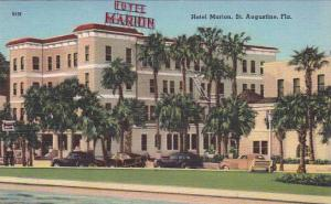 Florida Saint Augustine Hotel Marion Albertype