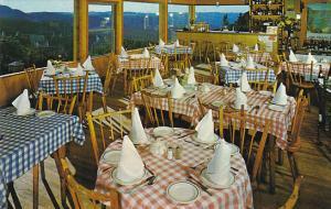 Canada Chalets Restaurant Bar Perce Quebec