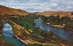 Oregon Klamath Falls Link River