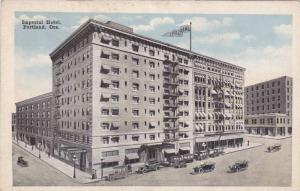 Exterior, Imperial Hotel,Portland,Oregon,00-10s