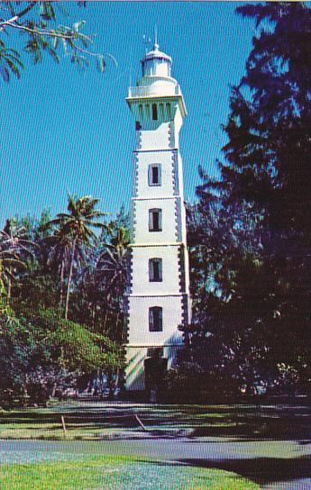 Tahitit Point Venus Lighthouse