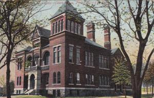 Court House , FORT SCOTT , Kansas , PU-1908