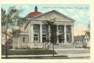 Second Church Of Christ Scientist, Milwaukee, Wisconsin, 1900-1910s