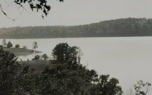 Henderson Arkansas Lake Norfork Koger's Liberty Court & Cafe VGT Postcard  302