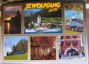 Austria St Wolfgang am see Multi-view - posted