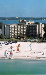 Florida Clearwater Beach Sheraton-Sand Key Resort