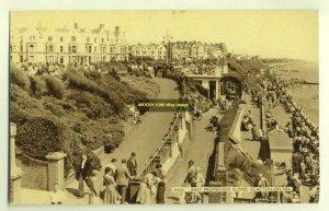 tp2745 - East Promenade Slopes , Clacton-on-Sea , Essex - postcard