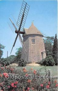 Cape Cod, Mass, USA Eastham Windmill