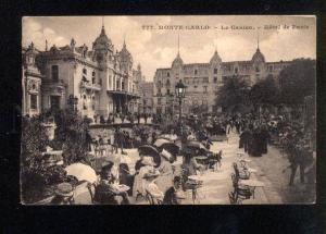 046065 FRANCE Monte-Carlo Le Casino Hotel de Paris Vintage PC