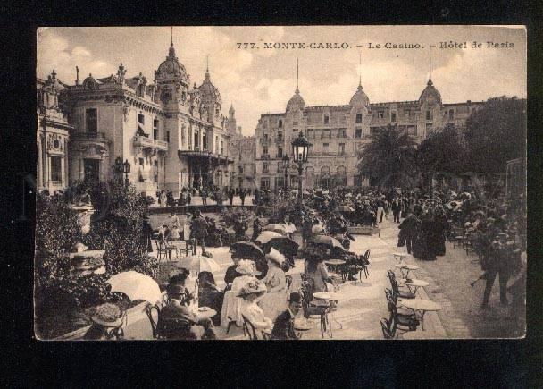 046065 FRANCE Monte-Carlo Le Casino Hotel de Paris Vintage PC