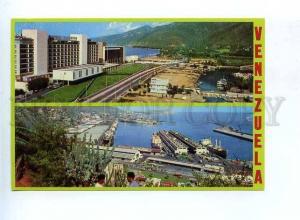 179611 Venezuela Hotel Macuto Sheraton high-fishing postcard