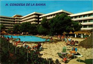 CPM ESPAGNE MALLORCA-Bahia de Alcudia-Hotel Condesa de la Bahia (334034)