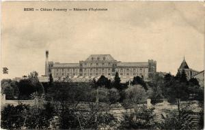 CPA REIMS - Chateau Pommery (277316)