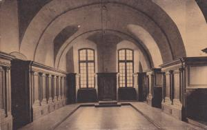 Le Chapitre De l'Abbaye St-Pierre De Solesmes, SARTHE, France, 1900-1910s