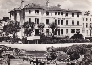 Cottonwood Hotel Bournemouth Dorset Real Photo 1950s Postcard