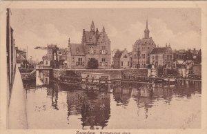 ZAANDAM, Noord-Holland, Netherlands, 1900-1910s; Wilhelmina Sluis
