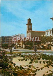 Postcard Modern San Carlos de la Rapita Vista Parcial