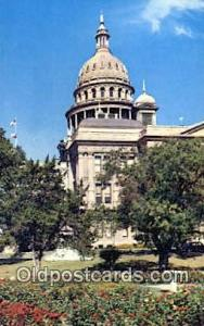 Austin, Texas, TX State Capital, Capitals Postcard Post Card USA  Austin, Tex...