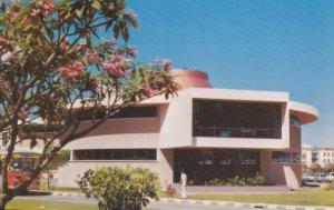 Sabah Library Senter Kota Kinabalu East Malaysia 1960s Postcard