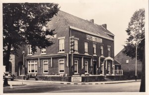 Park Hotel Maastrichterlaan Holland Real Photo Old Postcard