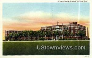 St Catherine's Hospital McCook NE 1949