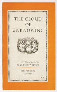 The Cloud Of Unknowing Penguin 1961 Book Postcard