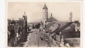 RP, CHODSKO, Czech Republic, 1920-1940s; Domazlice Namesti