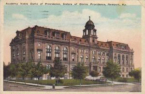 Academy Nortre Dame of Providence, Sisters of Divine Providence, Newport, Ken...