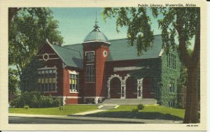 Waterville, Maine, Public Library