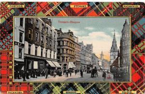 Glasgow, Trongate, Cameron, Stewart, MacDonald, Gordon, Fraser, Tartan 1907