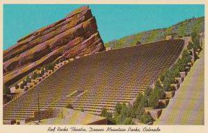 Colorado Denver Mountain Parks Red Rocks Theatre