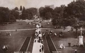 RP; TORONTO, Ontario, Canada , PU-1909 ; Queen's Park