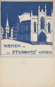 Women Students' Union, Church, 1900-10s