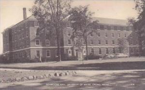Maine Orono Estabrooke Hall University Of Maine