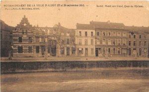 us7363 bombardament de la ville d alost Aalst belgium