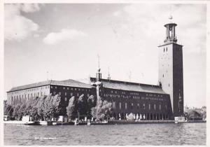 RP, Huge Building, STOCKHOLM, Sweden, 1930-1950s