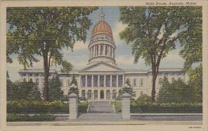 Maine Augusta State House