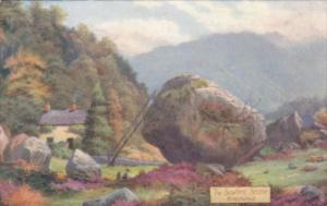 Tucks The Bowder Stone Borrowdale