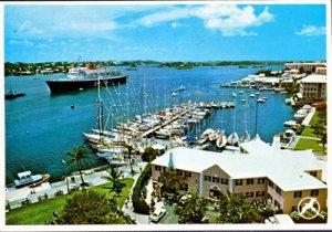 Hamilton Bermuda - Royal Bermuda Yacht Club, 1970s-OVERSIZED
