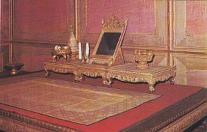 Interior of The Royal Dressing Chamber in Cakrapatipiman Hall, Thailand, 40-60's